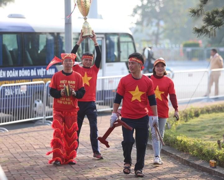 Hai đội tuyển VN dự lễ mừng công của Thủ tướng - ảnh 78