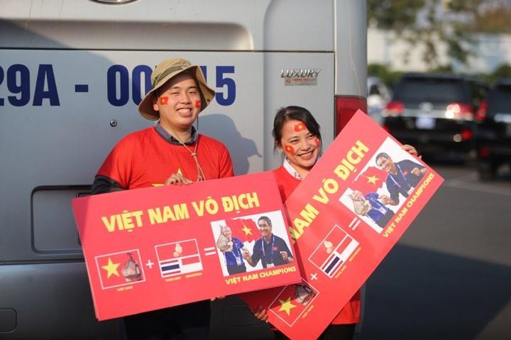 Hai đội tuyển VN dự lễ mừng công của Thủ tướng - ảnh 82