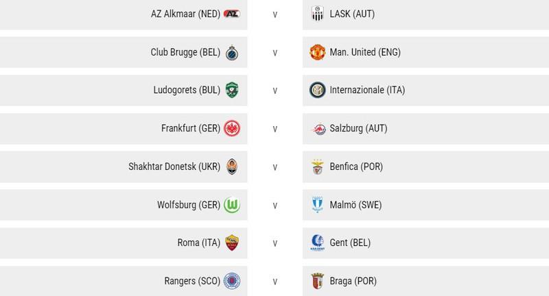 Bốc thăm Europa League: MU, Arsenal dễ thở - ảnh 2