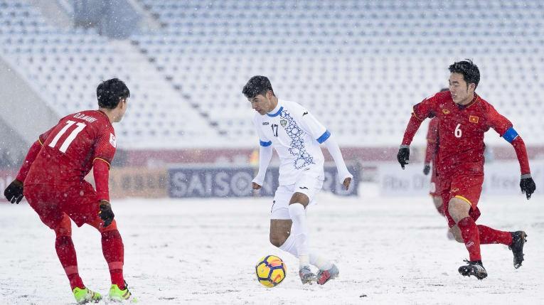 AFC: U-23 VN đã thi đấu trong điều kiện họ chưa từng trải qua - ảnh 3