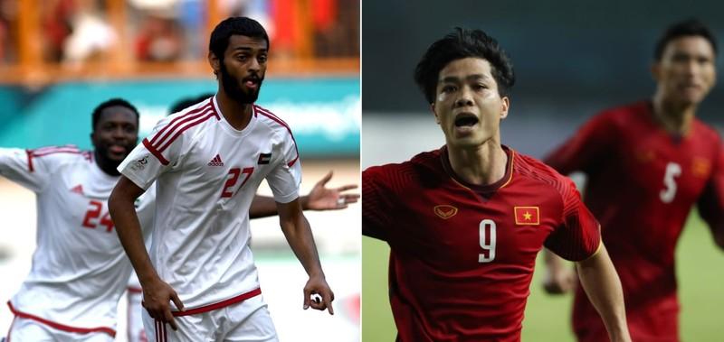 AFC phân tích gì về cuộc đối đầu giữa U23 Việt Nam và U23 UAE? - ảnh 1
