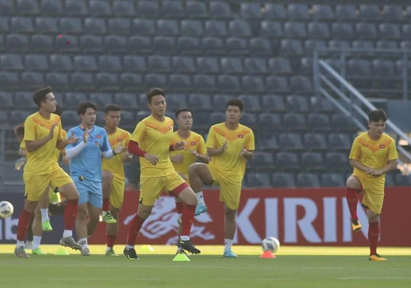 U-23 VN - U-23 UAE (0-0): Thoát thua nhờ VAR, mất 11m vì VAR - ảnh 19