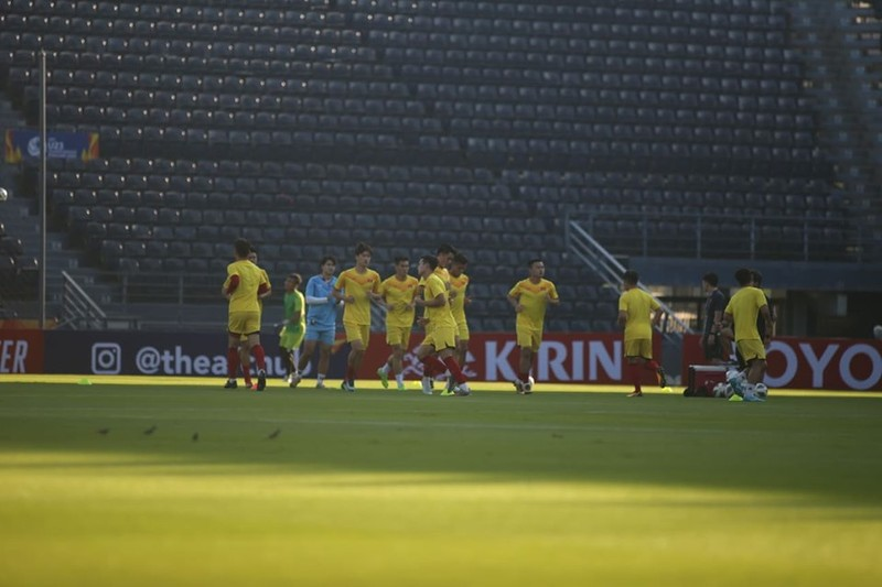 U-23 VN - U-23 UAE (0-0): Thoát thua nhờ VAR, mất 11m vì VAR - ảnh 20