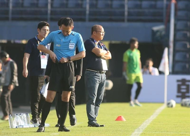 U-23 VN - U-23 UAE (0-0): Thoát thua nhờ VAR, mất 11m vì VAR - ảnh 6