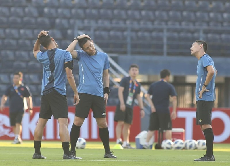 U-23 VN - U-23 UAE (0-0): Thoát thua nhờ VAR, mất 11m vì VAR - ảnh 11