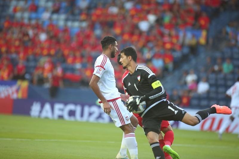 U-23 VN - U-23 UAE (0-0): Thoát thua nhờ VAR, mất 11m vì VAR - ảnh 9