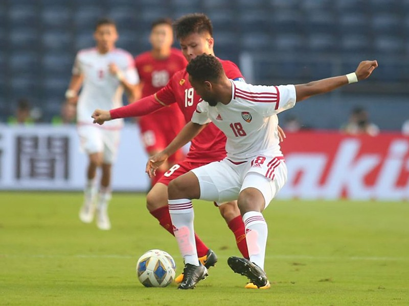 U-23 VN - U-23 UAE (0-0): Thoát thua nhờ VAR, mất 11m vì VAR - ảnh 5