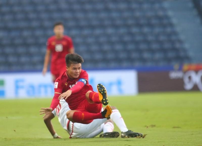 U-23 VN - U-23 UAE (0-0): Thoát thua nhờ VAR, mất 11m vì VAR - ảnh 8