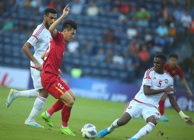 U-23 VN - U-23 UAE (0-0): Thoát thua nhờ VAR, mất 11m vì VAR - ảnh 7