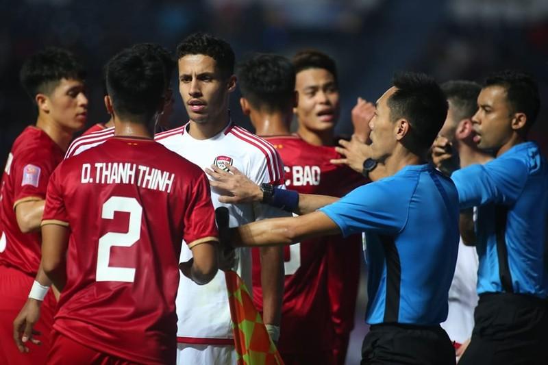 U-23 VN - U-23 UAE (0-0): Thoát thua nhờ VAR, mất 11m vì VAR - ảnh 4