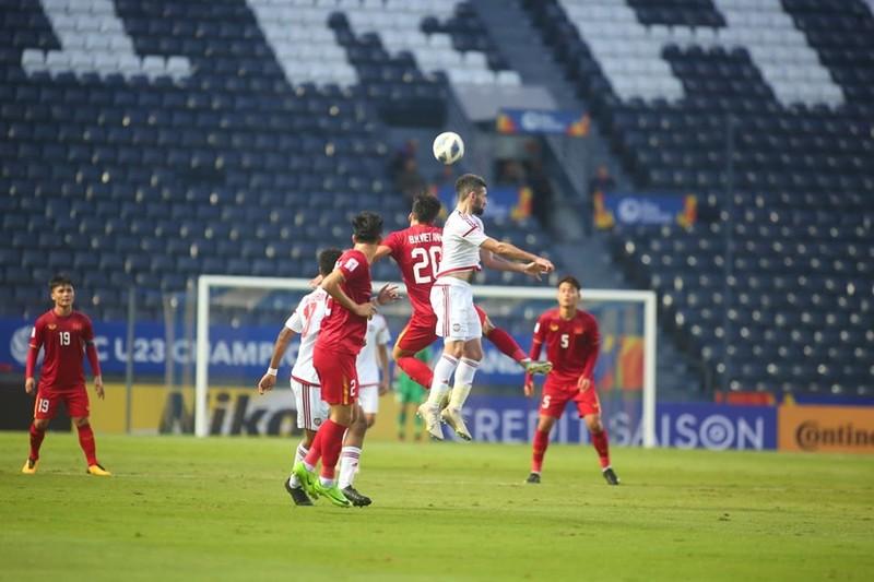 U-23 VN - U-23 UAE (0-0): Thoát thua nhờ VAR, mất 11m vì VAR - ảnh 3