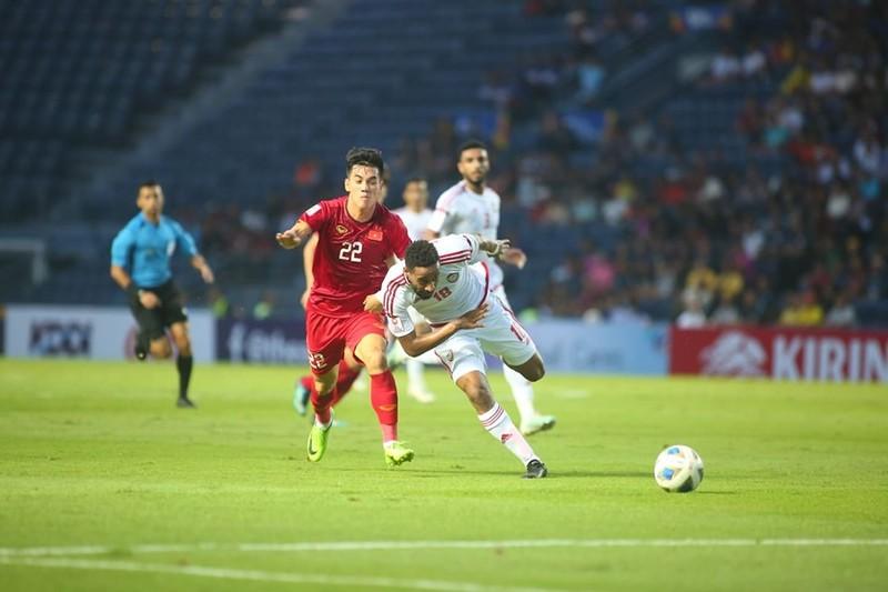 U-23 VN - U-23 UAE (0-0): Thoát thua nhờ VAR, mất 11m vì VAR - ảnh 1