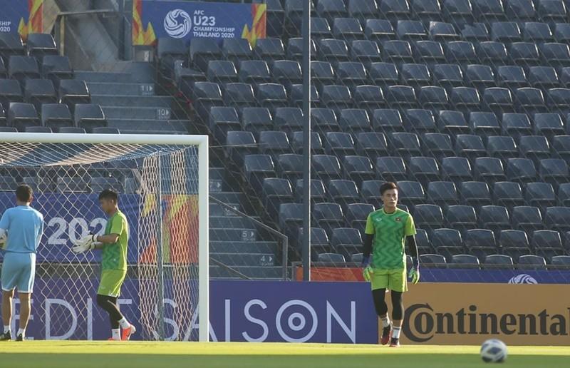 U-23 VN - U-23 UAE (0-0): Thoát thua nhờ VAR, mất 11m vì VAR - ảnh 16