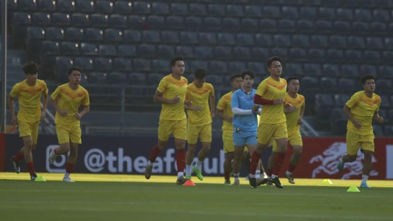 U-23 VN - U-23 UAE (0-0): Thoát thua nhờ VAR, mất 11m vì VAR - ảnh 17