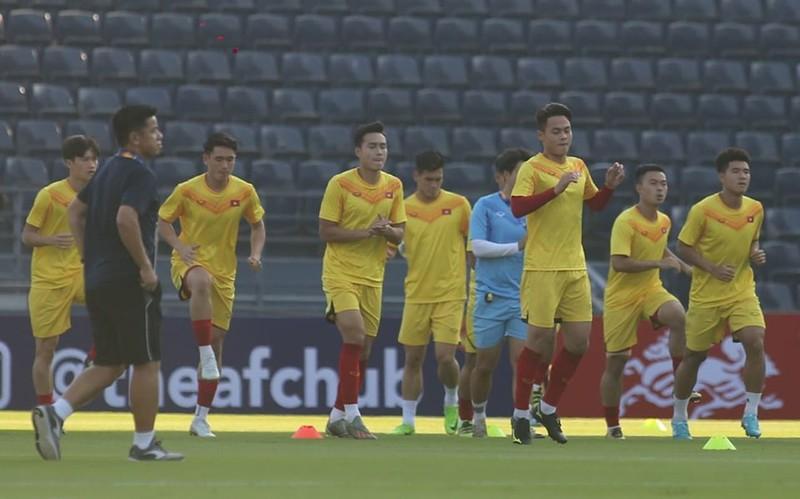 U-23 VN - U-23 UAE (0-0): Thoát thua nhờ VAR, mất 11m vì VAR - ảnh 18