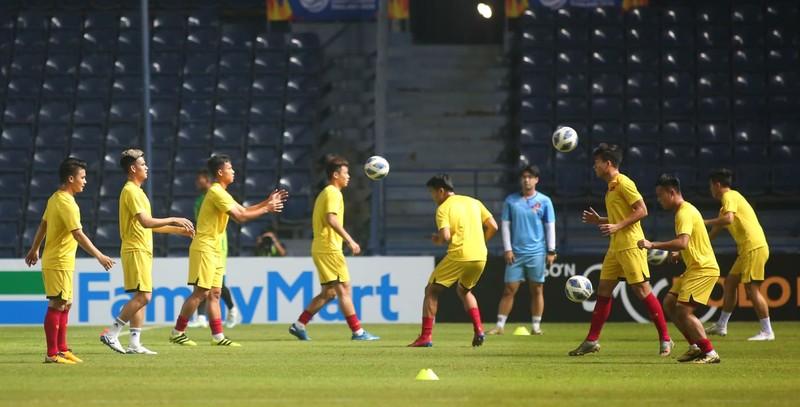 U-23 Việt Nam hòa may mắn U-23 Jordan - ảnh 10