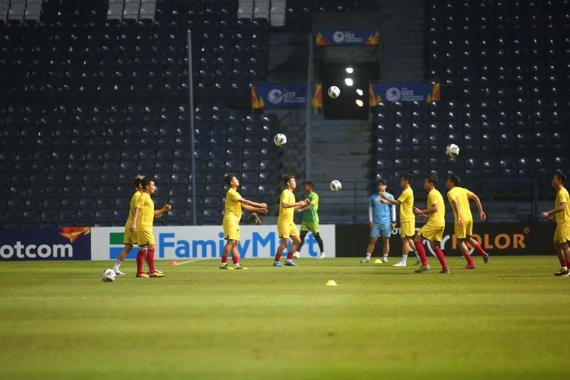 U-23 Việt Nam hòa may mắn U-23 Jordan - ảnh 11