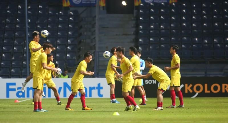 U-23 Việt Nam hòa may mắn U-23 Jordan - ảnh 12