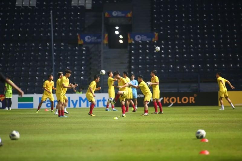 U-23 Việt Nam hòa may mắn U-23 Jordan - ảnh 13