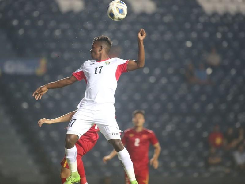 U-23 Việt Nam hòa may mắn U-23 Jordan - ảnh 7