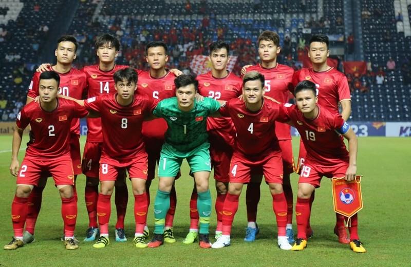 U-23 Việt Nam hòa may mắn U-23 Jordan - ảnh 8