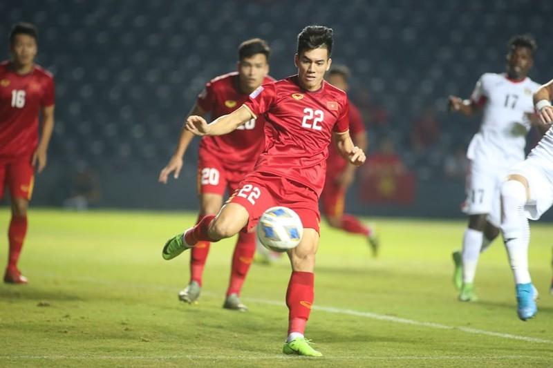 U-23 Việt Nam hòa may mắn U-23 Jordan - ảnh 6