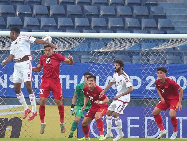 U-23 Việt Nam hòa may mắn U-23 Jordan - ảnh 20