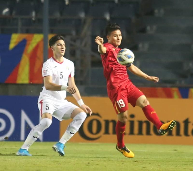 U-23 Việt Nam hòa may mắn U-23 Jordan - ảnh 3