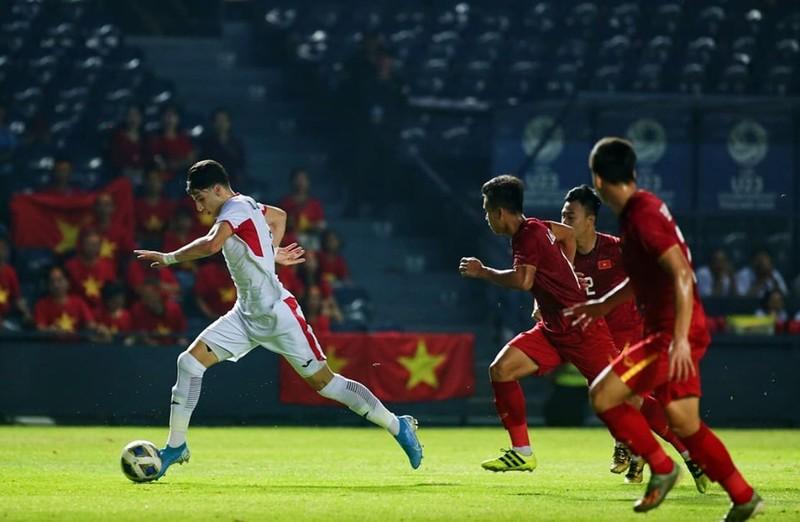 U-23 Việt Nam hòa may mắn U-23 Jordan - ảnh 4