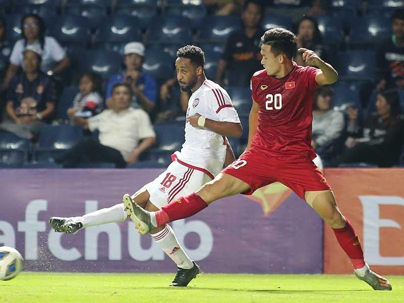 U-23 Việt Nam hòa may mắn U-23 Jordan - ảnh 21