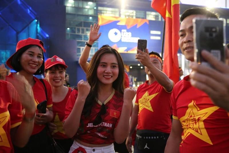 U-23 Việt Nam hòa may mắn U-23 Jordan - ảnh 18