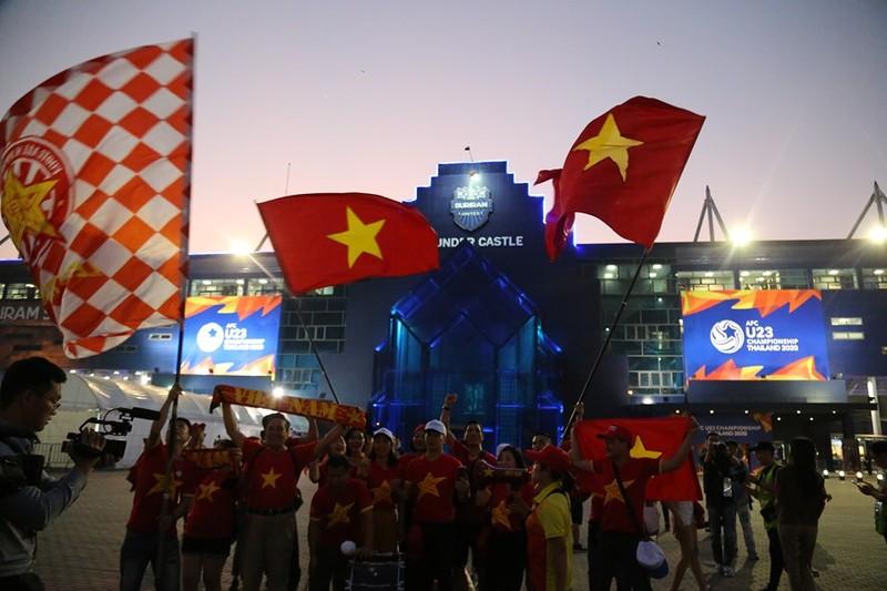 U-23 Việt Nam hòa may mắn U-23 Jordan - ảnh 19