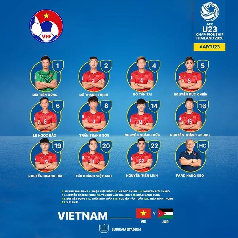 U-23 Việt Nam hòa may mắn U-23 Jordan - ảnh 16