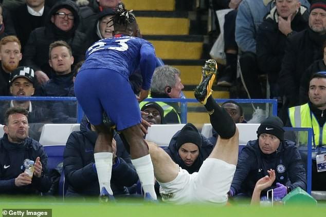 Chelsea thua MU trên sân nhà, Lampard nổi giận vì VAR - ảnh 5