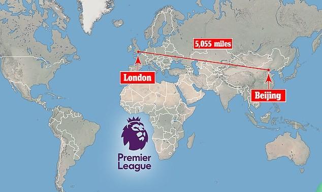 Sốc: Một CLB muốn hoàn tất giải Premier League tại Trung Quốc - ảnh 2