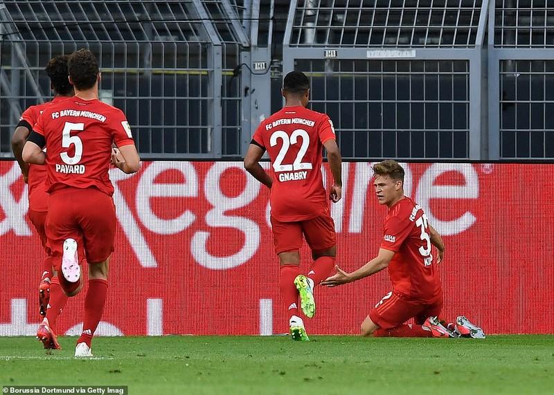 Bayern Munich tiến sát đến ngôi vô địch Bundesliga - ảnh 5