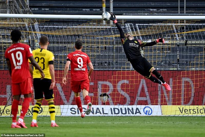 Bayern Munich tiến sát đến ngôi vô địch Bundesliga - ảnh 2