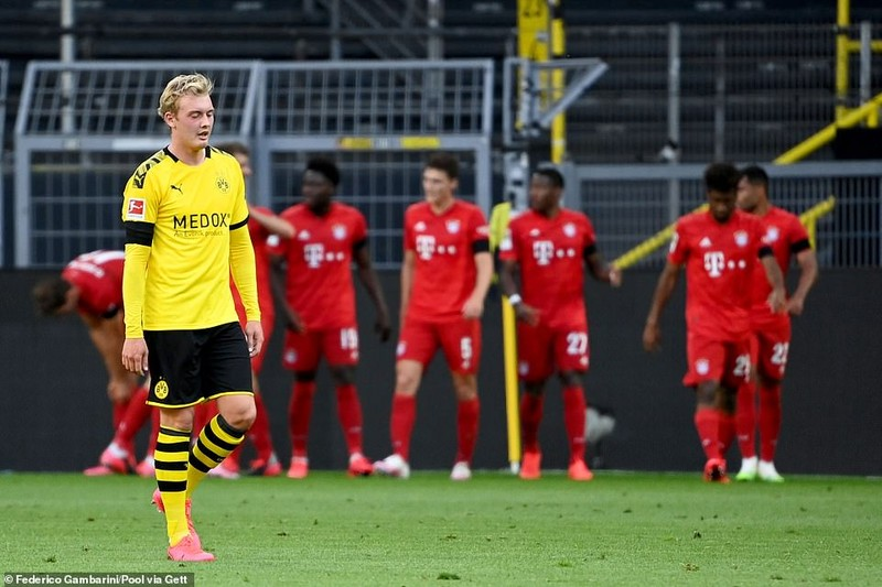 Bayern Munich tiến sát đến ngôi vô địch Bundesliga - ảnh 4