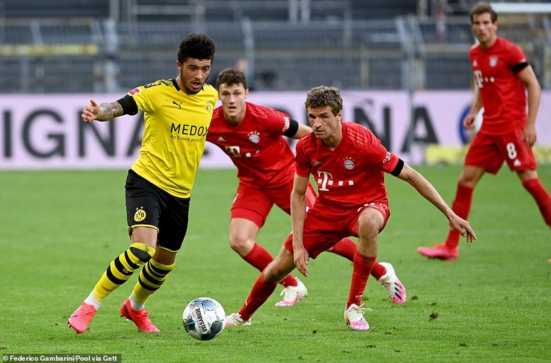 Bayern Munich tiến sát đến ngôi vô địch Bundesliga - ảnh 3