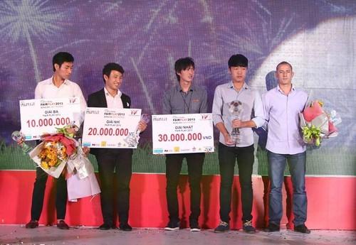 2 giải FairPlay của U19 VN mở ra trang sử mới cho bóng đá Việt - ảnh 1