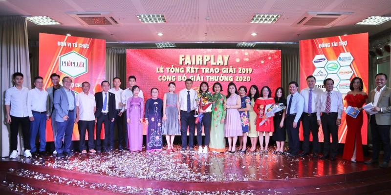 Chương Thị Kiều đăng quang Fair Play 2019 - ảnh 1