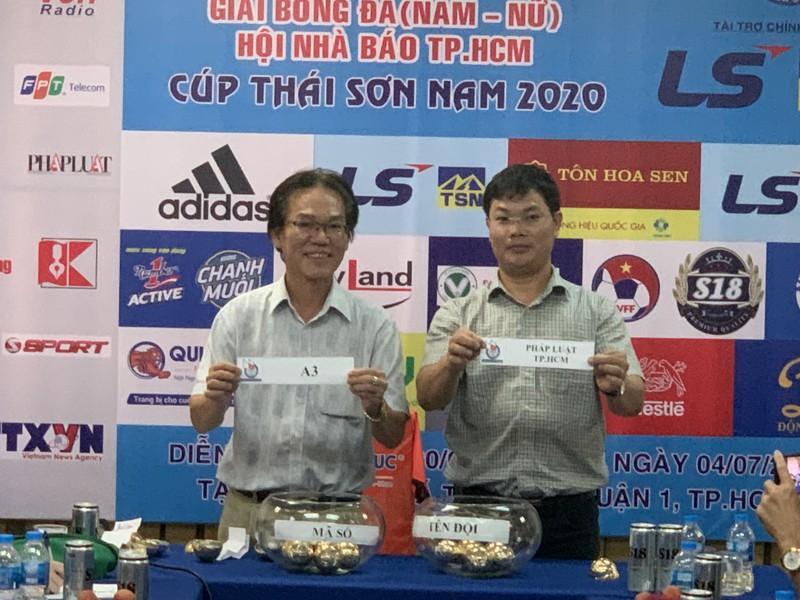 Thay đổi đột phá ở giải Futsal Hội nhà báo TP.HCM 2020 - ảnh 2