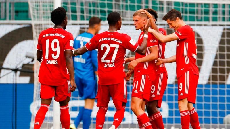 Bundesliga hạ màn trong kịch tính - ảnh 1