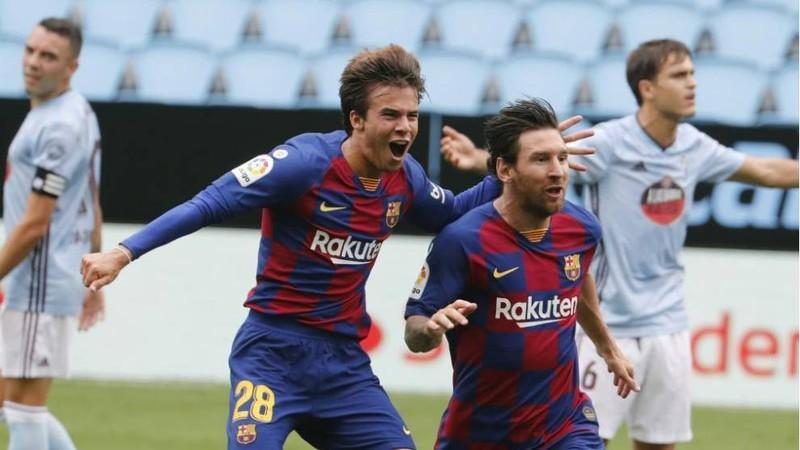 'Song sát' Messi và Suarez rực sáng, Barcelona vẫn mất điểm - ảnh 1