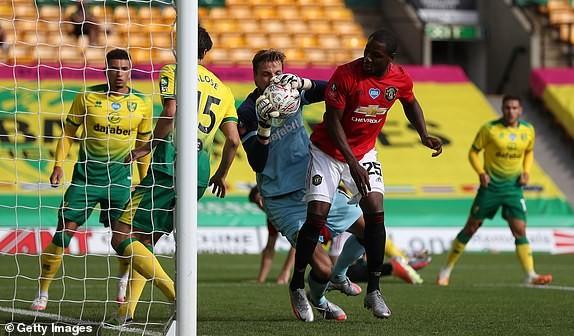 Maguire hóa người hùng phút cuối cùng, MU vào bán kết FA Cup - ảnh 4