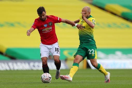 Maguire hóa người hùng phút cuối cùng, MU vào bán kết FA Cup - ảnh 1