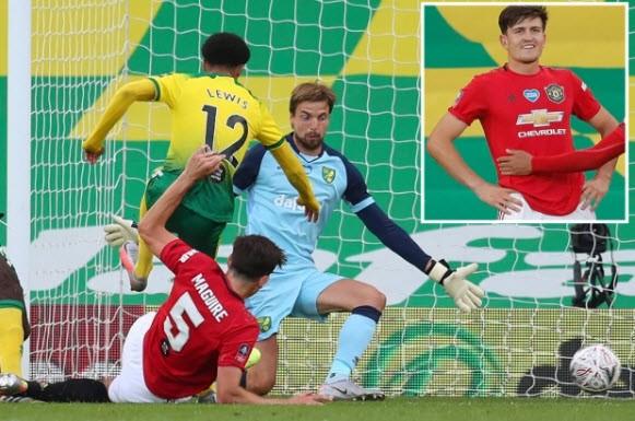 Maguire hóa người hùng phút cuối cùng, MU vào bán kết FA Cup - ảnh 5