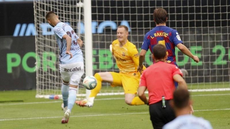 'Song sát' Messi và Suarez rực sáng, Barcelona vẫn mất điểm - ảnh 3