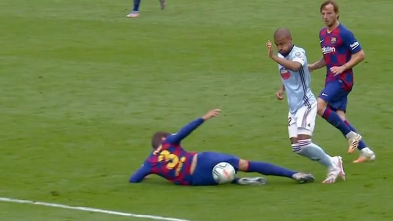 'Song sát' Messi và Suarez rực sáng, Barcelona vẫn mất điểm - ảnh 4