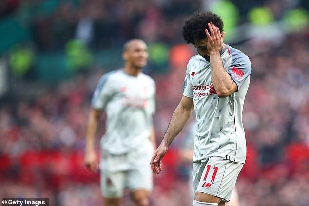 Salah bật khóc vì Liverpool hòa Man United - ảnh 2